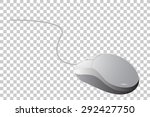 Vector Simple Of Computer Mouse