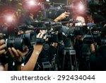 Press And Media Camera Working...
