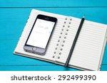 chiangmai  thailand  june 30 ... | Shutterstock . vector #292499390