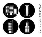 real estate digital design ... | Shutterstock .eps vector #292567268