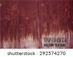 vector wood texture. background ... | Shutterstock .eps vector #292574270