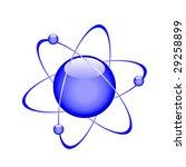 atom | Shutterstock . vector #29258899