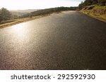 Close Up Of Rural Roads