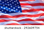 flag of the usa | Shutterstock . vector #292609754