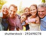 Multi Generation Family Having...