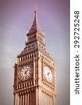 big ben  london. | Shutterstock . vector #292725248