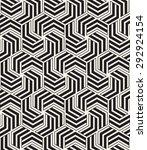 vector seamless pattern. modern ... | Shutterstock .eps vector #292924154