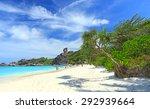 phang nga  thailand oct 18 ... | Shutterstock . vector #292939664