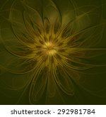 Great Abstract Fractals Flower...