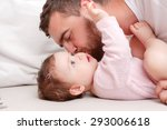 feeling positivity. pretty... | Shutterstock . vector #293006618