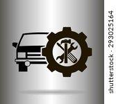 auto repair.vector icon
