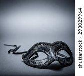 carnival mask | Shutterstock . vector #293029964