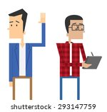 design firm partners | Shutterstock .eps vector #293147759