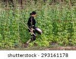 mai chau  vietnam  december 20  ... | Shutterstock . vector #293161178