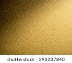brown concrete wall under sun... | Shutterstock . vector #293237840