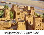 View Of Ait Benhaddou Kasbah ...