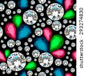 amazing template design on... | Shutterstock .eps vector #293274830