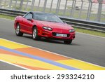 valencia  spain   april 25  a... | Shutterstock . vector #293324210