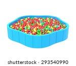 Swimming Pool Balls