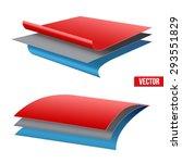 technical illustration of a... | Shutterstock .eps vector #293551829