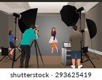 a vector illustration of... | Shutterstock .eps vector #293625419