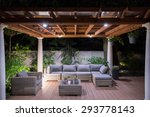 picture of arbour with... | Shutterstock . vector #293778143