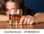 Small photo of Alcoholism, Women, Alcohol.