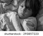 depressed   upset  sick  i'll ... | Shutterstock . vector #293857223