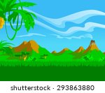 vector illustration of the... | Shutterstock .eps vector #293863880