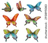 Collection Of Cute Butterflies...