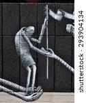 london   june 27  2015. wall...