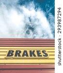 An Auto Repair Shop Or Garage...