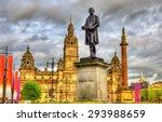 Statue Of Robert Peel In...