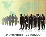 vector illustration of old and... | Shutterstock .eps vector #29408200