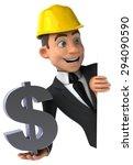 fun architect   Shutterstock . vector #294090590