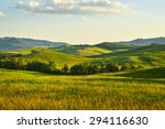 tuscany hills | Shutterstock . vector #294116630