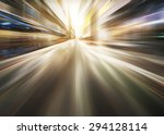 motion blur background | Shutterstock . vector #294128114