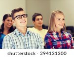 education  high school ... | Shutterstock . vector #294131300