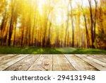 Beautiful Sunlight In The...