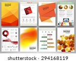 abstract vector backgrounds and ...   Shutterstock .eps vector #294168119