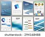 abstract vector backgrounds and ... | Shutterstock .eps vector #294168488