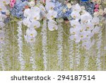 flower bouquets   bunch of... | Shutterstock . vector #294187514