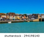 trouville  france   jun 7  2015 ... | Shutterstock . vector #294198140
