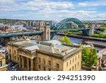 newcastle  england   june 4 ...   Shutterstock . vector #294251390