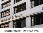 new york city  usa   may 19 ...   Shutterstock . vector #294265496