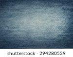 blue jean background old filter ... | Shutterstock . vector #294280529