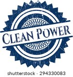 clean power rubber seal | Shutterstock .eps vector #294330083