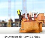 tool  box  toolbox. | Shutterstock . vector #294337088