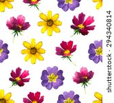 vector illustration with... | Shutterstock .eps vector #294340814