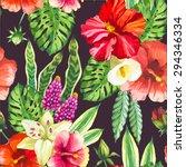 vector illustration with... | Shutterstock .eps vector #294346334